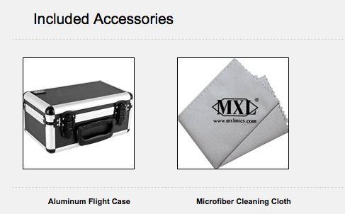 CR77 Accessories