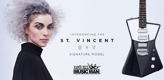 St Vincent Signature