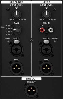 Pioneer XPRS Panel
