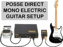Mono Guitar Setup