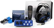 Presonus 1Box AudioBox Recording Package