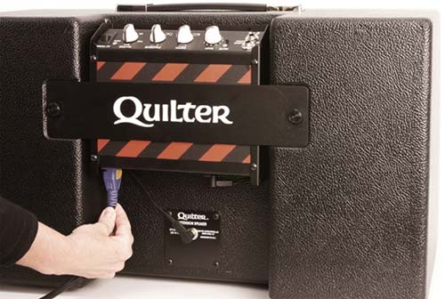 Quilter Bassliner Docking