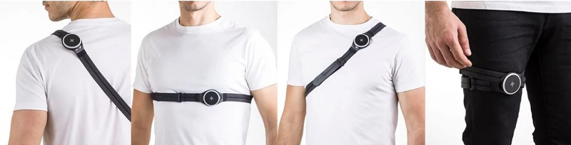 Soundbrenner Strap Wear Anywhere