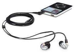 Shure SE425 SE525 iPod