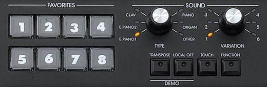 SV1 Controls