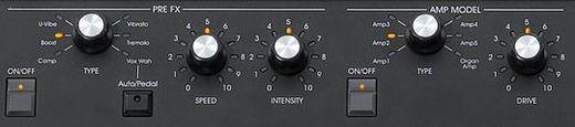 Control PreFX Amp Model