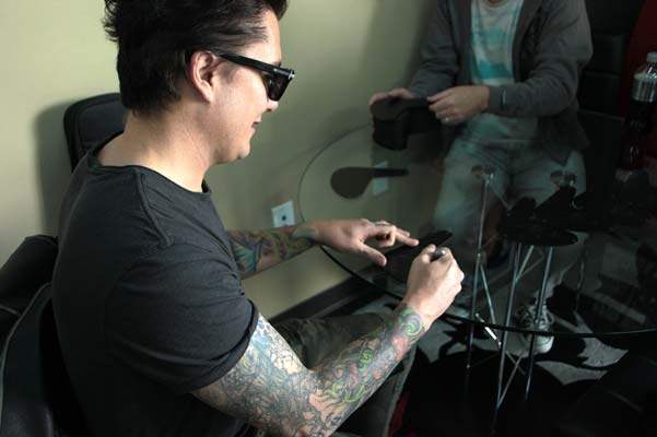 Schecter Synyster Gates Custom Sustainiac