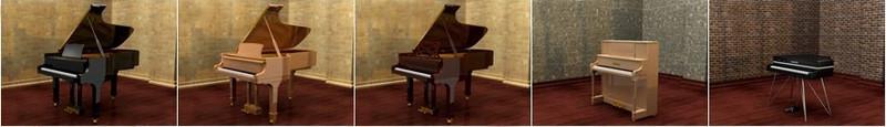 Steinberg Grand 3 pianos