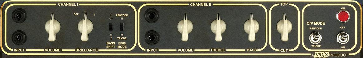 Bass Treble Tone Control Circuit