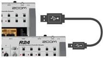 Zoom R24 USB Syncronization
