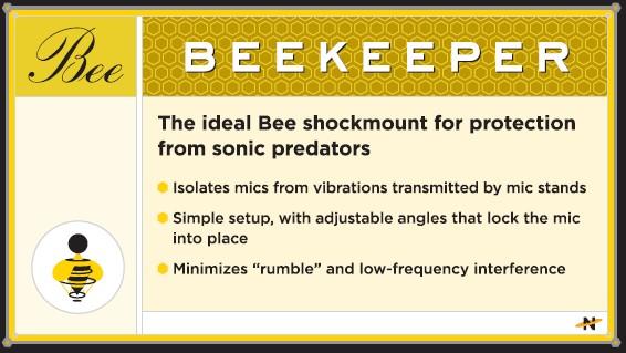 Neat Microphone BeeKeeper