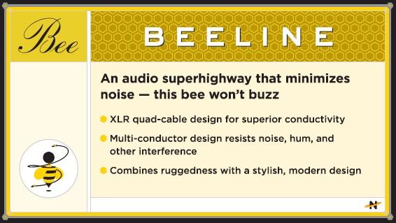 Neat Microphone Beeline