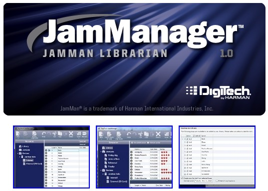 JamManager Looper Software