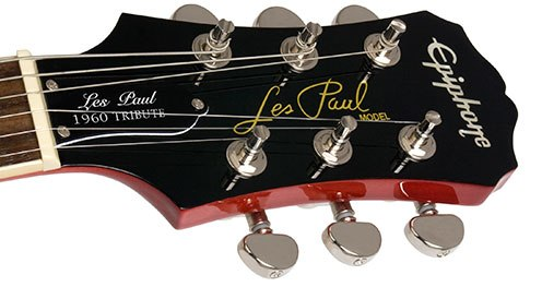 Epiphone 1960 Tribute Les Paul Standard with Case