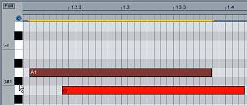 Enhanced MIDI Editor