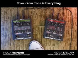 Nova Pedals Flash Tour
