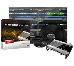 Traktor Scratch Audio 10