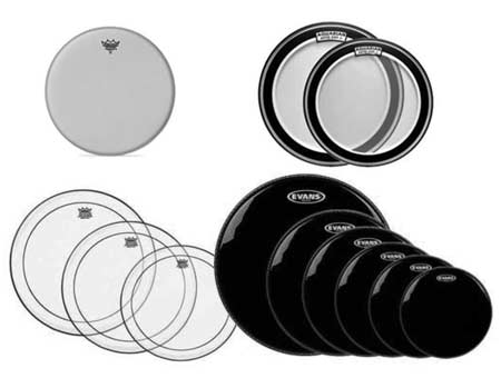 Drumheads & Tuning