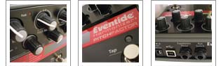 Eventide PitchFactor Harmonizer Pitch Shift Pedal