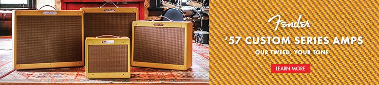 Fender '57 Custom Amps