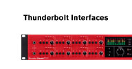 Thunderbolt Interfaces
