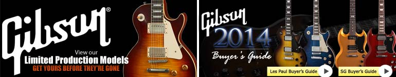 Gibson Buyers Guide