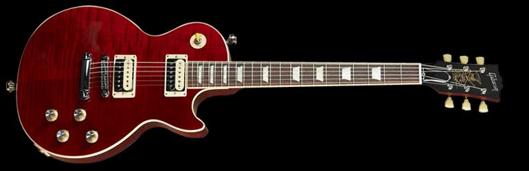 Gibson Slash Signature Rosso Corsa Les Paul