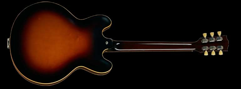 Gibson Limited Edition Luther Dickinson ES335