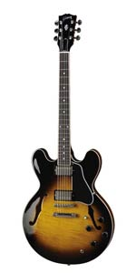 Gibson ES Archtop Electric Guitars
