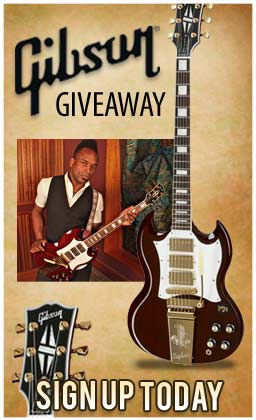Gibson Giveaway