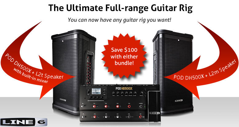 Line 6 Ultimate Guitar Rig