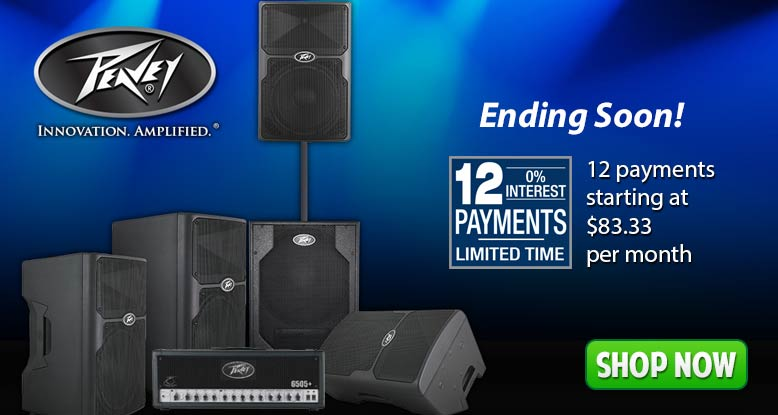 Peavey 12 Payments