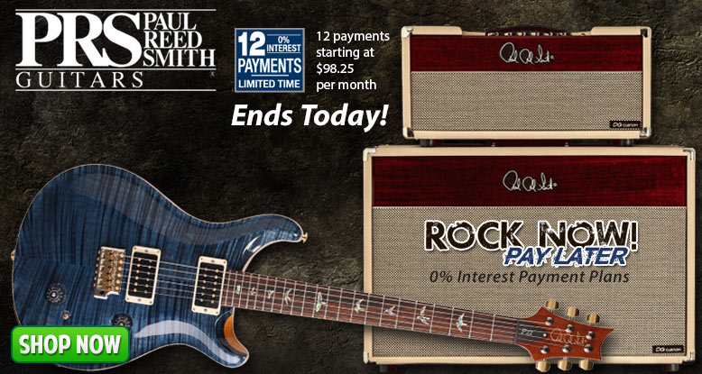 PRS 12 Payments Ends Friday