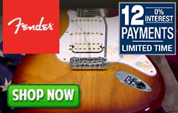 Fender 12 Payments
