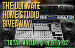 Ultimate Home Studio Giveaway