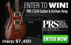 PRS Giveaway