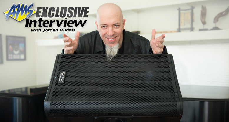 QSC Jordan Rudess Videos