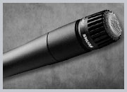 Dynamic Instrument Mics