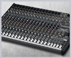 USB Audio Mixers