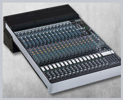 Firewire Audio Mixers
