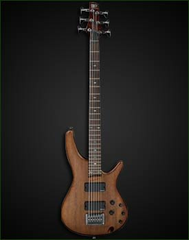 Ibanez SRC6 Crossover 6-String Bass Guitar