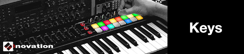 Novation Keys