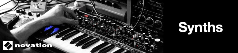Novation Synths