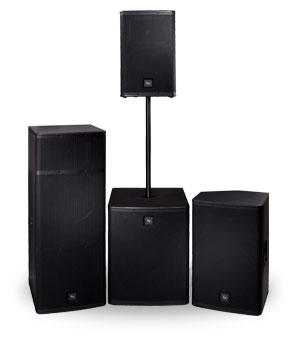 Electro-Voice Live X Passive Speakers