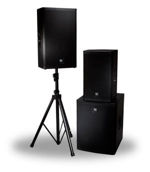 Electro-Voice Live X Powered Speakers
