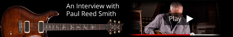PRS Paul Reed Smith Interview