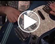 Fender Kurt Cobain Signature Mustang