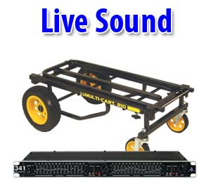 Live Sound Accessories