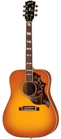 Gibson Hummingbird Historic Collection Guitar with Case