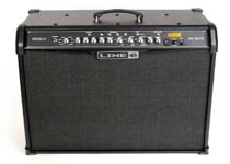Line 6 Spider IV 150 Guitar Combo Amplifier - 2x12 Inch, 150 Watts Stereo